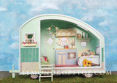 Image result for trailer dollhouse