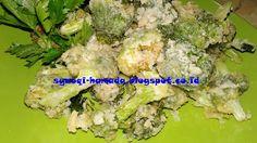 Cara Membuat Brokoli Goreng Tepung Krispi - Cara Membuat Blog | Bisnis Online Dari Rumah