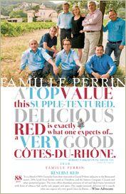 Famille #Perrin - TOP VALUE #Rhône