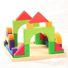 Grimms 10200 Grundbaukasten: Amazon.de: Spielzeug