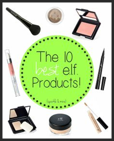 Favorite e.l.f. Products