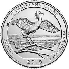 2018 P D S Block Island National Park Quarter Rhode Island PDS Mint ATB Best 3