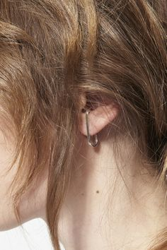 SOPHIE BUHAI, Classic Martin Earring, Silver |