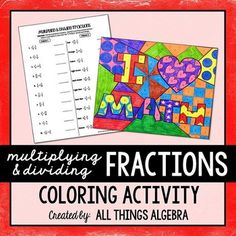 1000+ images about Math - Fraction Decimal Percent on ...