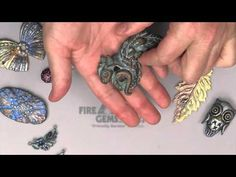 Video Tutorial - Everything's Swellegant!™ with Dye-Oxides - Fire Mountain Gems and Beads