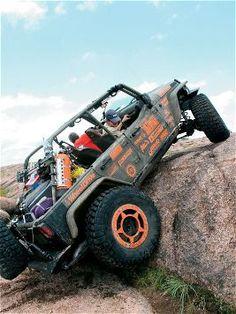 2007 Jeep Wrangler Rubicon JK 5.9L Cummins - The Ultimate Diesel Jeep - Diesel Power Magazine