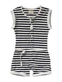 Home Alone Short Sleeve Playsuit