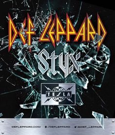 NEWS: The rock band, Def Leppard, has announced an extensive North American tour, for summer and fall. Styx and Tesla will be joining the tour, as support. You can check out the dates and details at http://digtb.us/1uWQYX7