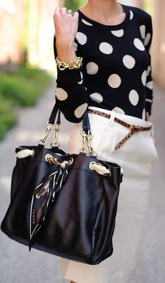 Mix Prints Matching Outfit