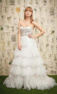 Sample Ivy & Aster Wedding Dress In Bloom, Size 10  | Get a designer gown for (much!) less on PreOwnedWeddingDresses.com