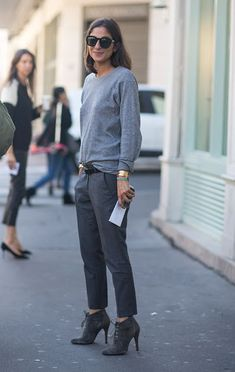 Chic simplicity