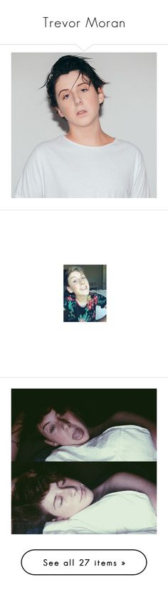 """""""Trevor Moran"""" by beingmyselfaf on Polyvore featuring trevor moran and o2l"""