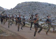 صراع بين قاعدة العراق والشام والجيش الحر في سوريا