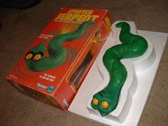 Stretch Serpent. That's...interesting.