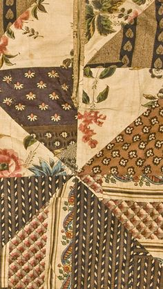 Textiles (Clothing) - Pocket - Search the Collection - Winterthur Museum 1780-1810