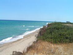 Ionian Sea (Strongoli, Calabria, Italy)
