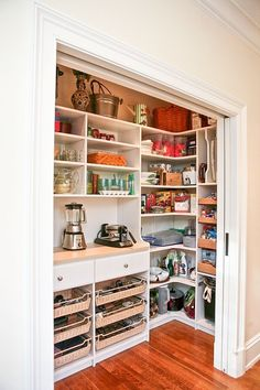 11 Ways You Can Make Open Shelving Work in Your Pantry