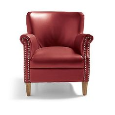 Bella Leather Chair  $349.  A bunch of colors available.
