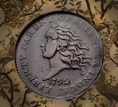 1792 disme is what this 10-cent first silver coin in the USA was called. The spelling was later changed to dime based upon it's phonetic spelling. Did you know this historical fact about our early coins in the US?