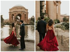 5 Incredible Locations to Visit on Your Next Trip to San Francisco! San Francisco City, San Francisco Travel, Unusual Wedding Venues, City Engagement Photos, Palace Of Fine Arts, City Hall Wedding, Pre Wedding Photoshoot, Photoshoot Ideas, Best Wedding Photographers