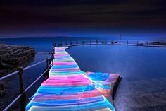 Rainbow Road - by David Gilliver