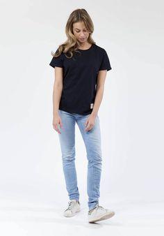 Mud Jeans Skinny Lilly Blue Pride