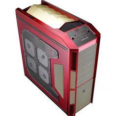 X-Predator Avenger Edition Full Tower Gaming Case USB3 Iron man inspired PC case