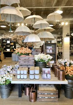 Being a Wacoan means that I get a sneak peak into all things new at Magnolia Market in Waco, Texas. I am sharing what is new for spring at the Silos. Gift Shop Interiors, Flower Shop Interiors, Store Interiors, Magnolia Market, Magnolia Homes, Magnolia Farms, Gift Shop Displays, Flower Shop Displays, Gift Shop Decor