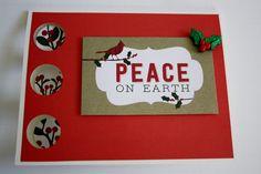 Peace On Earth, Cards, Maps