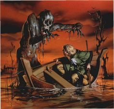 In Places Deep: Monster Monday: Boggy-Man