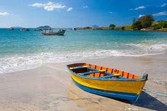 Praia da Armacao, Florianopolis, Brazil