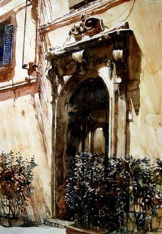 Paul Dmoch    Chiaroscuro - Firenze