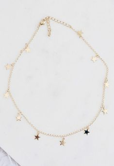 6981d5440ac cute little star necklace. Monica s Jewelry