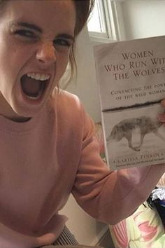 'Women Who Run With the Wolves' by Clarissa Pinkola Estes