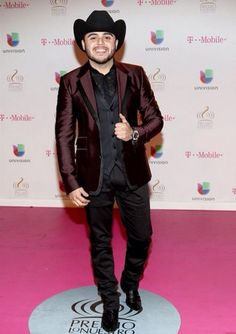 Premios Lo Nuestro,,Gerardo Ortiz ❤️