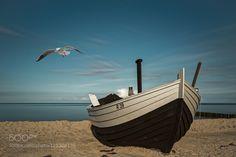Am Strand #PatrickBorgenMD