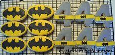 Batman Cookies                                                                                                                                                      More