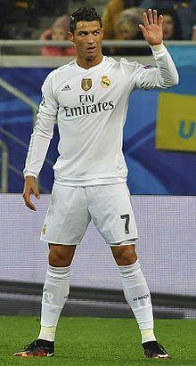 Cristiano Ronaldo - Wikipedia, la enciclopedia libre