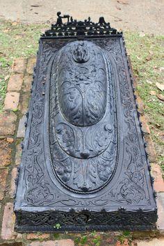 Oak Grove Cemetery - Americus, Georgia Chuck Hanks