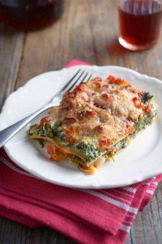 Vegetarische Lasagne recept | Smulweb.nl