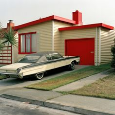 wandrlust: Carmen Red, Daly City, CA, 1991 — Jeff Brouws