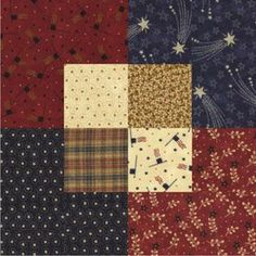 Squares with Squares Pattern - free