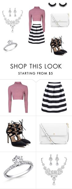 """princess"" by emstyles-1 on Polyvore featuring Glamorous and Tory Burch"