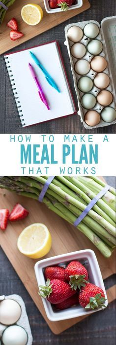 Making a meal plan is the BEST way to keep your family eating real food on a real budget. After a lot of trial and error, I've created a method to making a meal plan that actually works! :: DontWastetheCrumbs.com