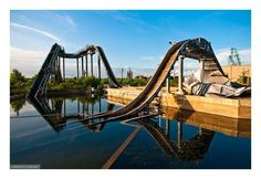 Abandoned Amusement Park [800x600] | Abandoned Places | General ...