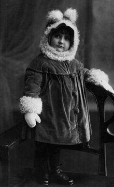 Детские костюмы на старых фотографиях и открытках :: Виртуальная коллекция быта и бытия предков