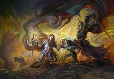 Eowyn vs The Witch King of Angmar, Lord of the Nazgul