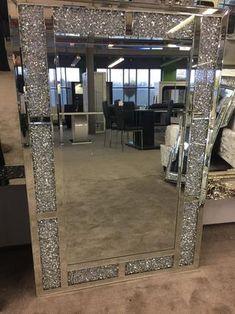 Mirrored Bedroom Furniture, Glass Furniture, Floor Standing Mirror, Floor Mirror, Wall Decals For Bedroom, Bedroom Decor, Mirrored Accent Table, Mantle Mirror, Sexy Home