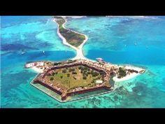 Dry Tortugas: Remote Florida Keys Island Camping