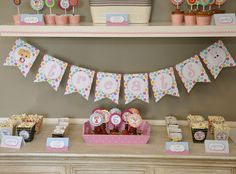 Lalaloopsy Doll + Sewing, Button Birthday Party Ideas  
